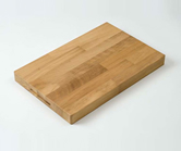 hardwood chopping board