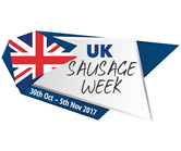 UK Sausage Week (30th October – 5th November 2017)