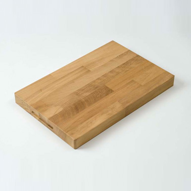 No 3 Solid Hardwood Chopping Board Image