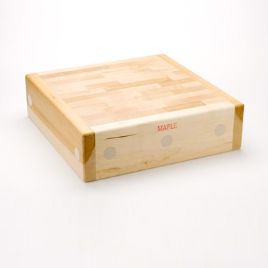 Butchers Blocks – Reversible Maple 175mm Image