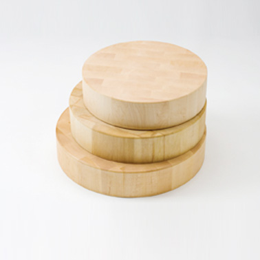 Butchers Block – Chefs 100mm Round Image